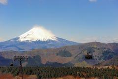 Fujiyama Mountain, Japan Royalty Free Stock Photos