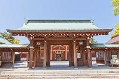 Fukiage Jinja Shinto Srine in Imabari, Japan Stock Photo