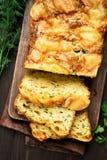 Fuktigt bröd för grönsak royaltyfri bild