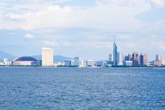 Fukuoka-Stadt, Japan Stockbild