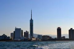 Fukuoka torn Royaltyfria Bilder