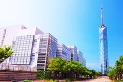 Fukuoka Tower Royalty Free Stock Images
