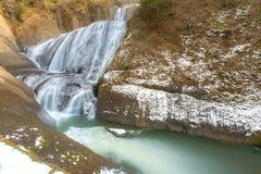 Fukuroda Fall Winter Stock Photography