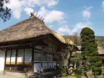 Fukusenji (templo) na cidade de Atami Imagem de Stock Royalty Free