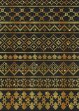 Ful tröjamodell royaltyfria bilder