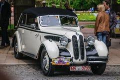 FULDA, DEUTSCHLAND - MAI 2013: Retro- Auto Limousine BMWs 326 auf MAI 9, 201 Stockfotos