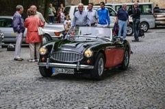 FULDA, GERMANY - MAI 2013: Turner 922 XUL sports cabrio retro ca Stock Photos