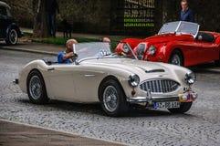 FULDA, GERMANY - MAI 2013: Turner 922 XUL sports cabrio retro ca Royalty Free Stock Image