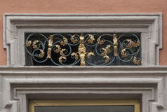 Fulda in Hesse. Architectural detail in Fulda, a city in Hesse, Germany royalty free stock image