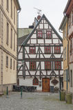 Fulda in Hesse. Scenery in Fulda, a city in Hesse, Germany royalty free stock photography
