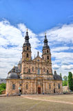 Fuldaer Dom (Cathedral) in Fulda, Hessen, Germany Royalty Free Stock Images