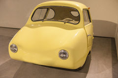 Fuldamobil汽车1955年 库存照片