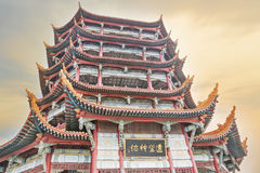 FULE buddhist pagoda Stock Photos