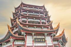 FULE buddhist pagoda Stock Photos