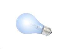 Fulgor azul Fotografia de Stock Royalty Free