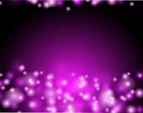 Fulgor cor-de-rosa abstrato para tr Fotografia de Stock Royalty Free