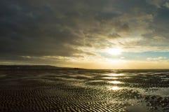 Fulgor do amanhecer Imagem de Stock