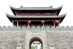 Fuliang ancient town in jingdezhen city Stock Image