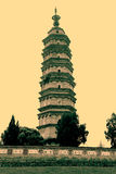 Fuliang ancient town in jingdezhen city Royalty Free Stock Images