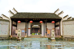 Fuliang ancient town in jingdezhen city Royalty Free Stock Image