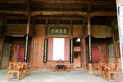 Fuliang ancient town in jingdezhen city Royalty Free Stock Photos
