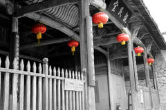 Fuliang ancient town in jingdezhen city Stock Images