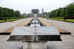 Fuliang ancient town in jingdezhen city Stock Photo