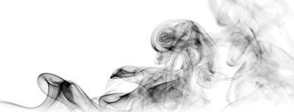 fuliggine Fumo nero Immagine Stock