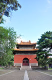 Fuling Tomb of Qing Dynasty, Shenyang, China Stock Photography