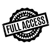 Full Access rubber stamp Royalty Free Stock Images