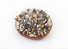 Full ashtray Stock Photo