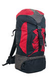 Full backpack Royalty Free Stock Images