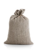 Full bag with a wheat Royalty Free Stock Image