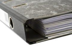 Full binder Stock Photo