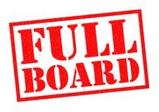 FULL BOARD Stock Photo