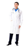 Full body doctor Stock Image