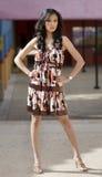 Full Body Fashion Portrait Stock Photos