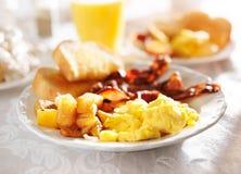 Full breakfast Royalty Free Stock Image