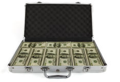 Full Briefcase Stock Photo