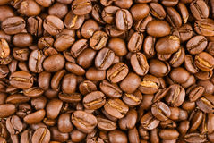 Full of coffee bean Royalty Free Stock Images