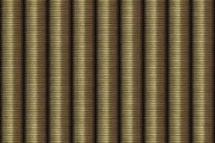 Full coins background Stock Photography