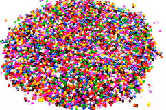Full Color Beads Stock Images
