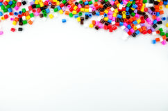 Full Color Beads Stock Photos