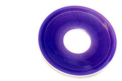 Full color dish Royalty Free Stock Photo