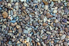 Full color stone Royalty Free Stock Image