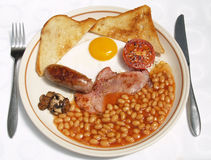 The Full English Royalty Free Stock Image