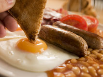 Free Full English Breakfast Royalty Free Stock Photography - 5629807