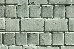 Full frame image of brick. Wall background royalty free stock images
