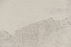 Full frame image of putty. Wall background royalty free stock images