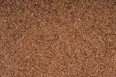 Full frame linseed background Royalty Free Stock Photography